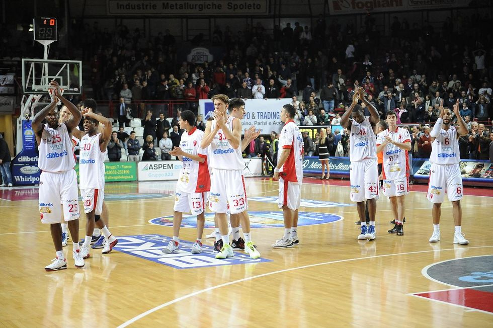 Basket: Varese, il consorzio capolista