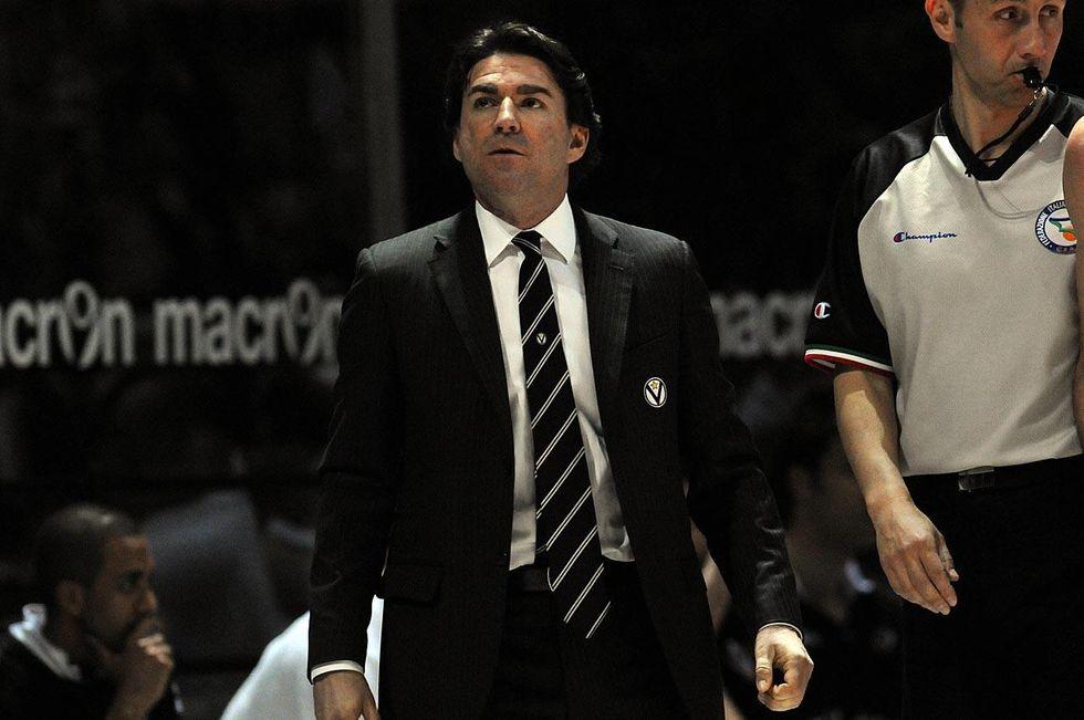Basket: coach Finelli: 'La mia Virtus'