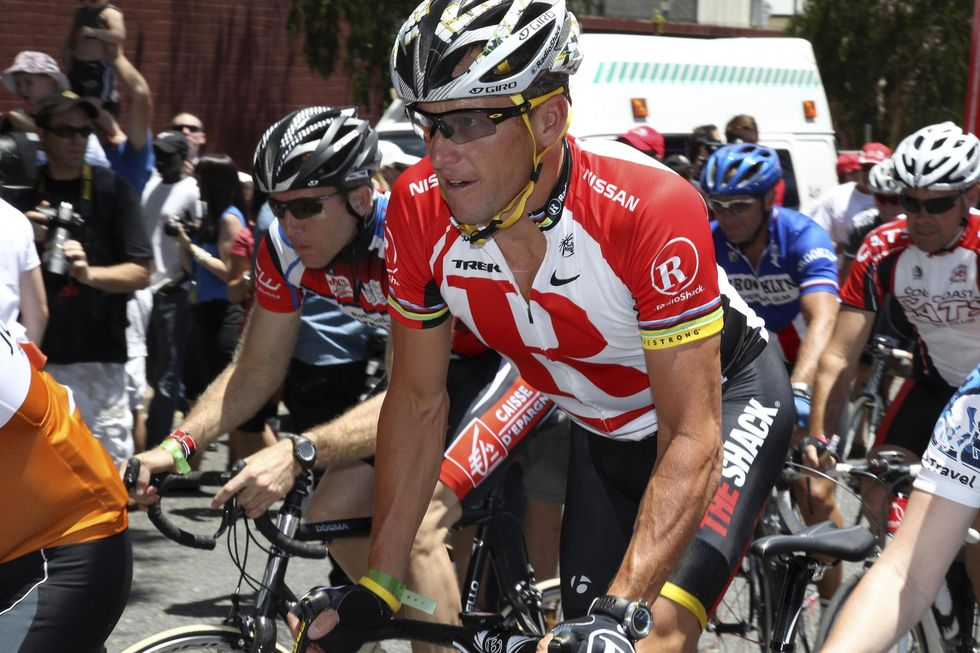 Fondriest: 'Armstrong? Punizioni severe'