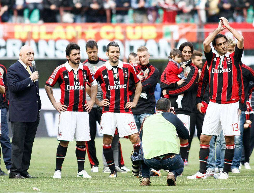 Milan, ultimo stadio: tornano Nesta e Gattuso?