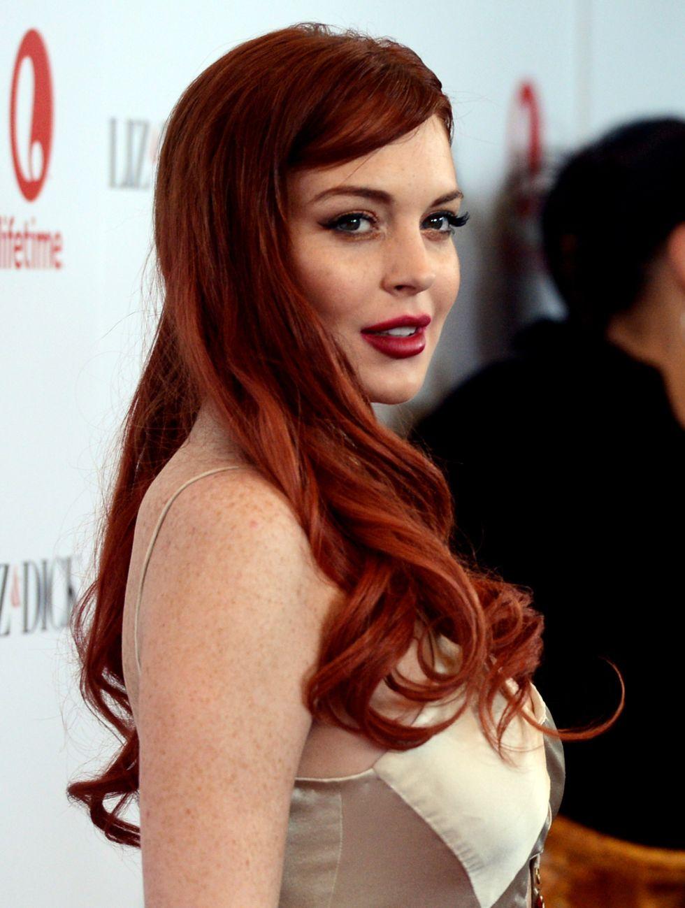 Lindsay Lohan, offerta di lavoro da uno strip club di New York