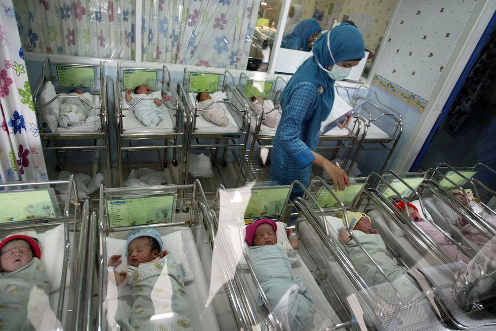 Da Apple a Mao, i nomi più strani dei figli vip (e non)
