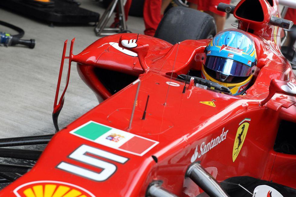 F1, veleni sul fiocco giallo della Ferrari al Gp d'India