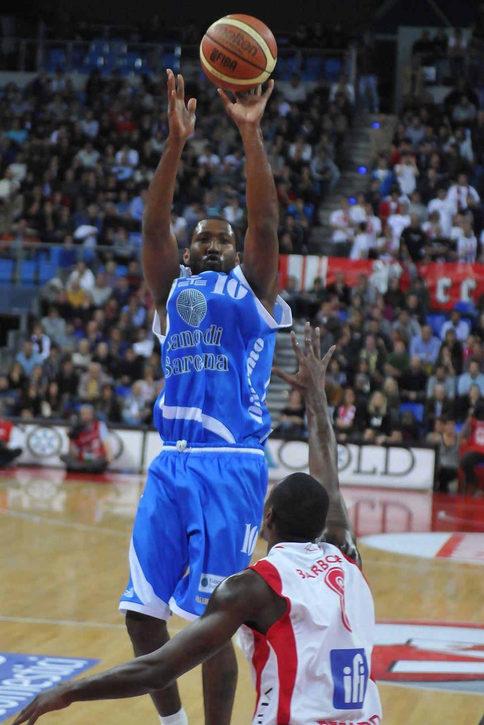 Basket serie A: il tabellino della 5a giornata