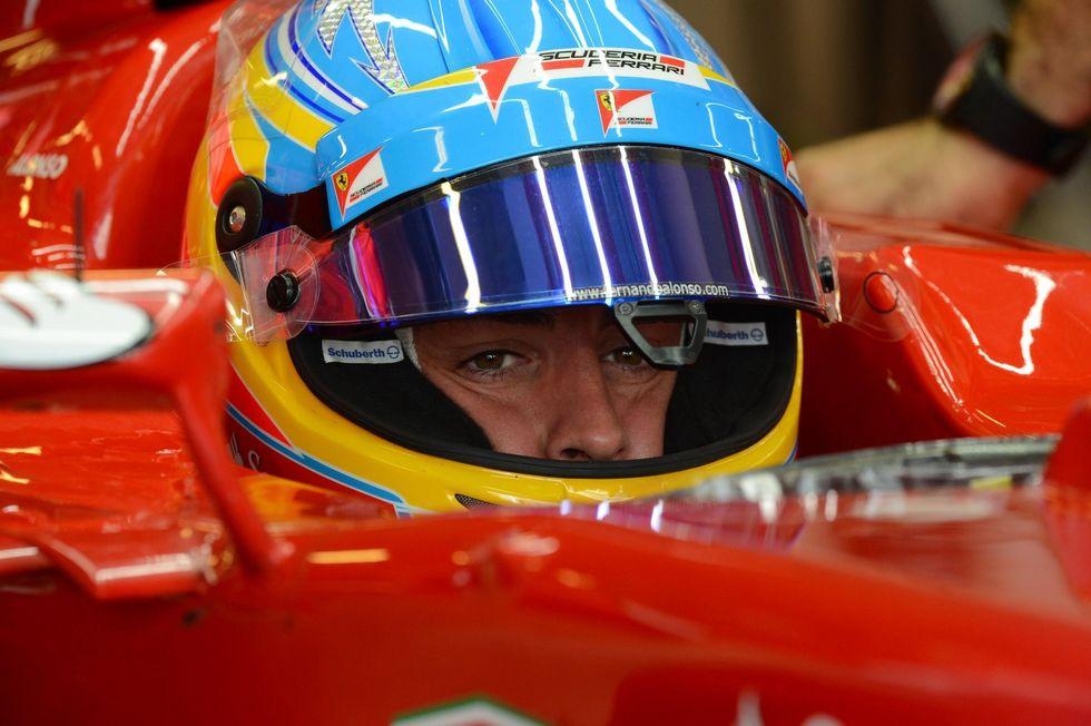 F1, Gp Emirati Arabi. Alonso all'attacco