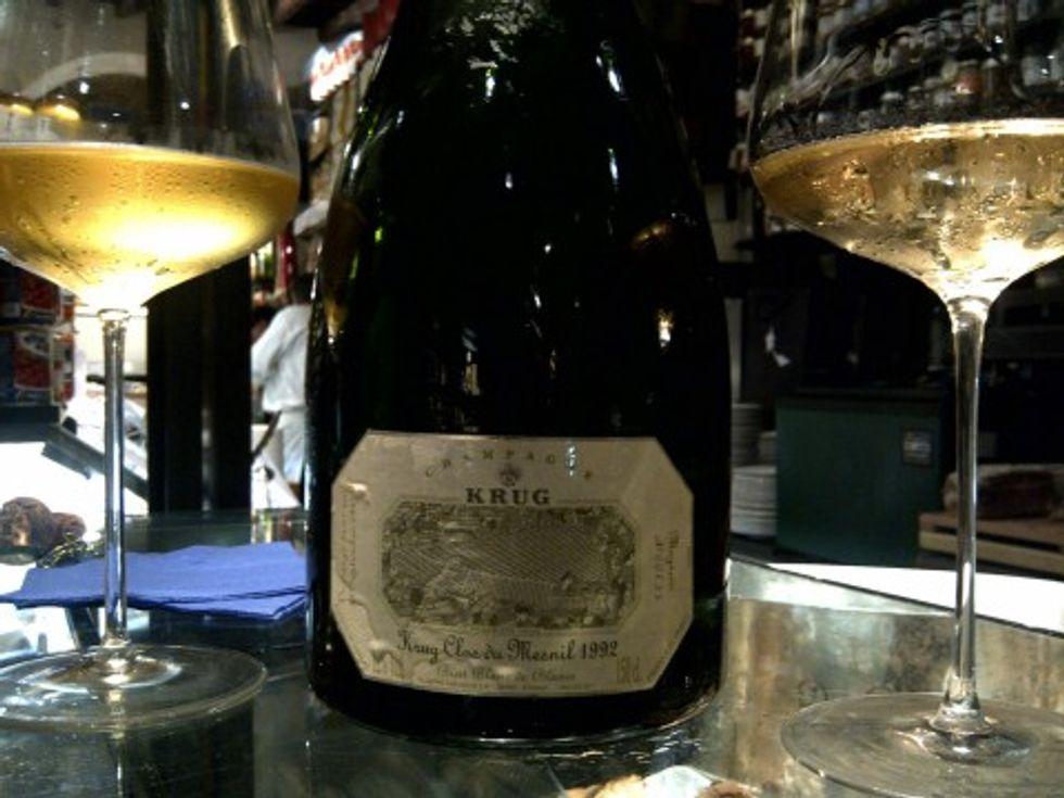 Tutti gli champagne che portiamo nel 2013