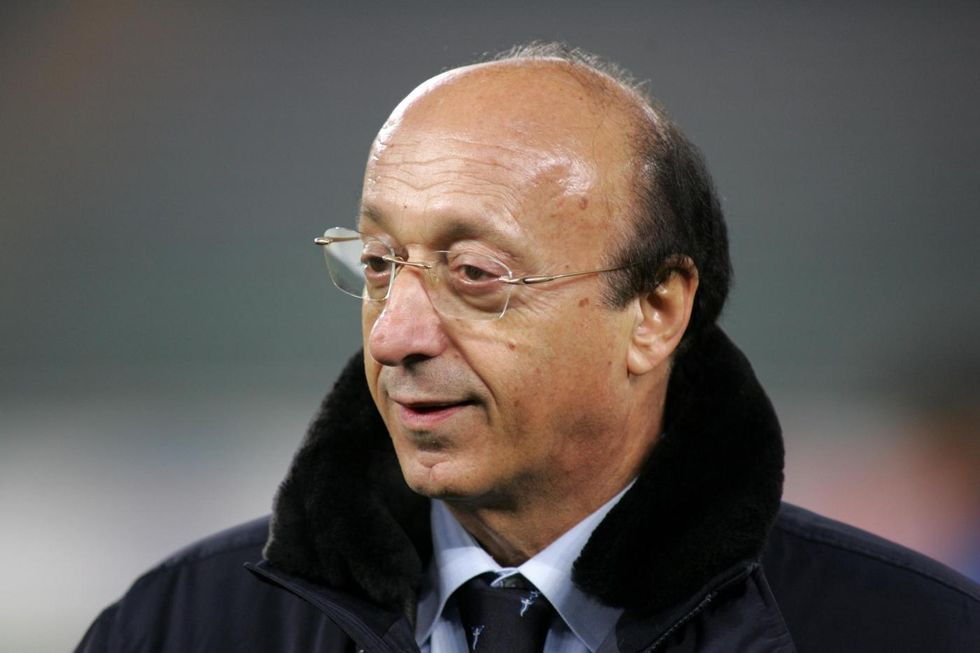 Moggi: l'Inter dovrebbe giocarsi i campionati da sola