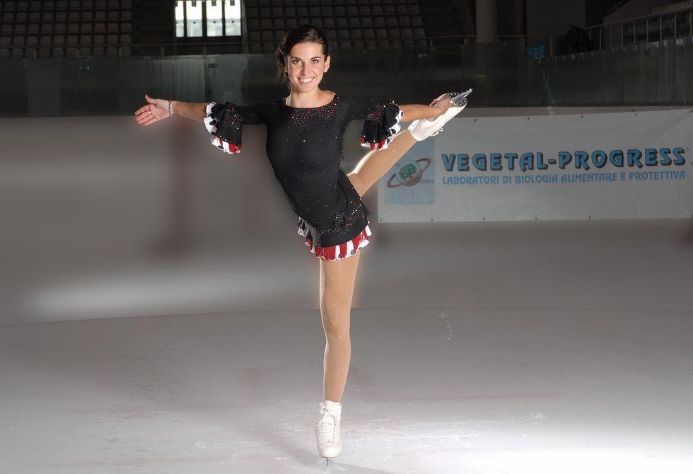Valentina Marchei: sul ghiaccio è nata una stella