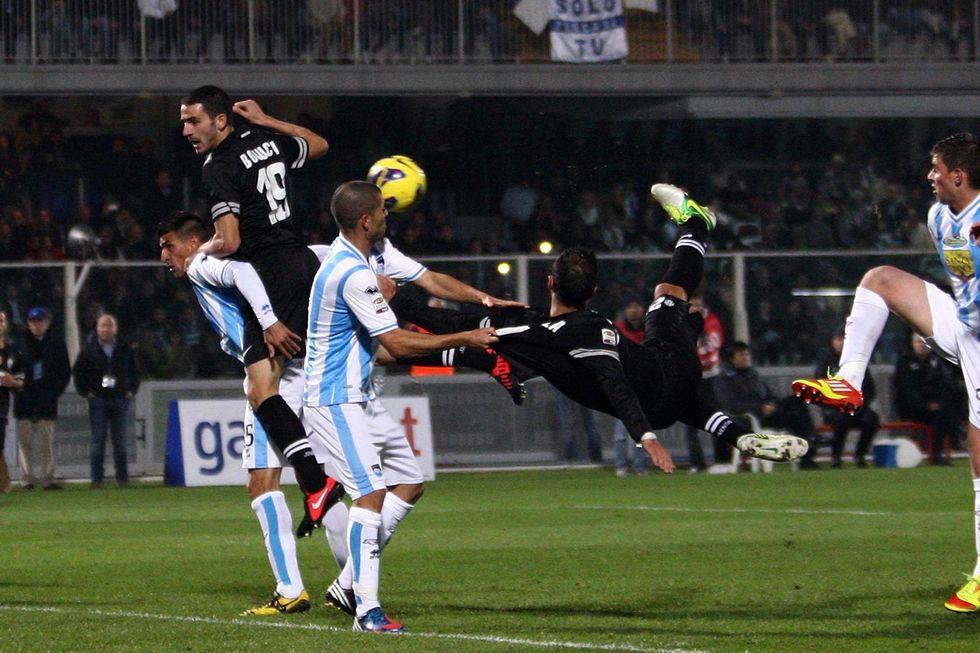 Quagliarella un gol ogni 55'. Eppure la Juve vuole Llorente (uno in 460')