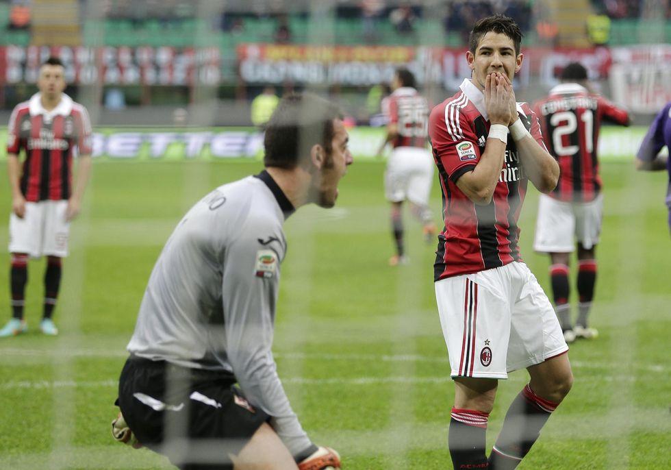 Scommesse: il Milan in serie B a 80