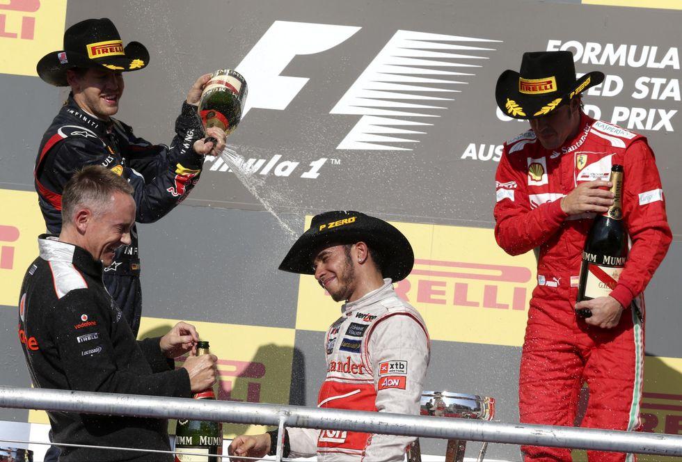 F1, Gp delle Americhe: le pagelle