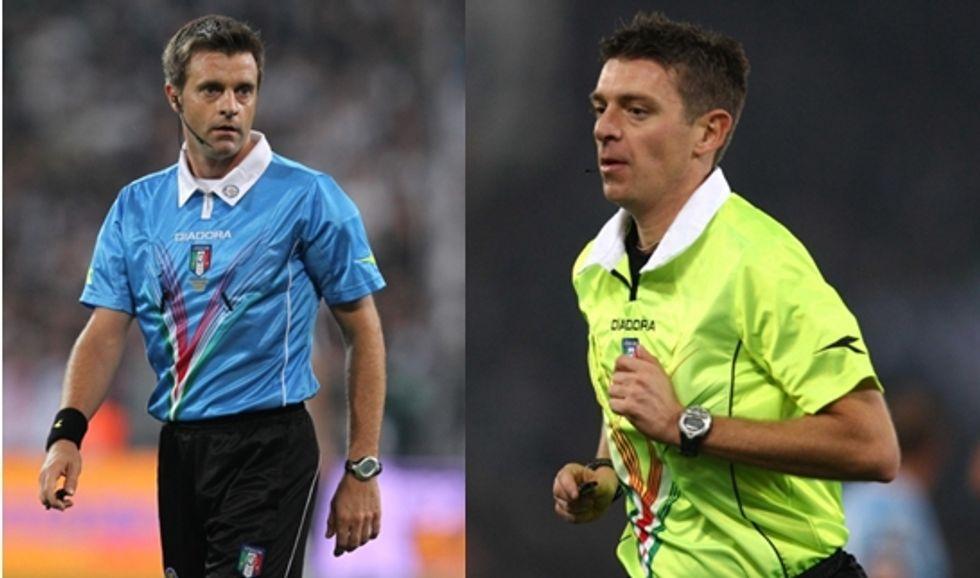 Milan-Juve, non sbagliate arbitro: Rocchi (o al massimo Rizzoli)