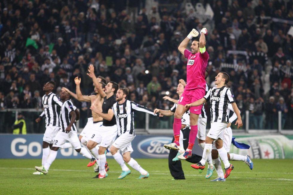 Juventus - Chelsea 3 - 0: le immagini dell'impresa