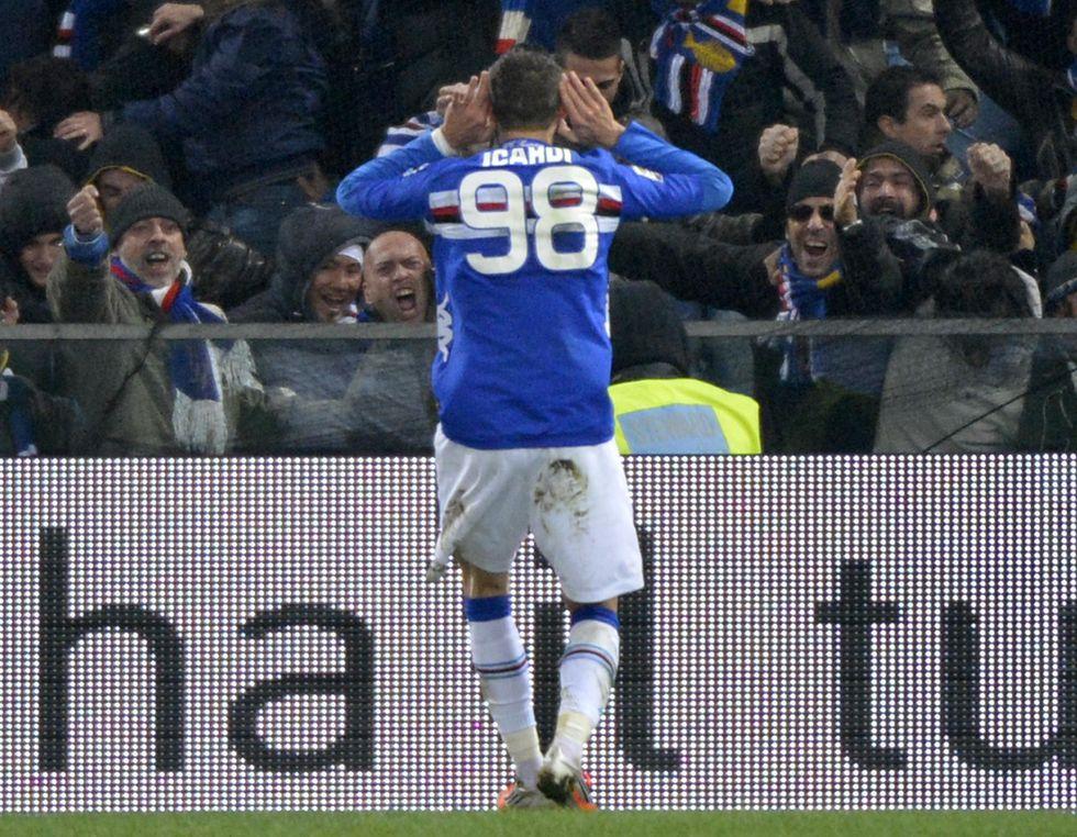 Le immagini più belle della 13^ giornata di Serie A