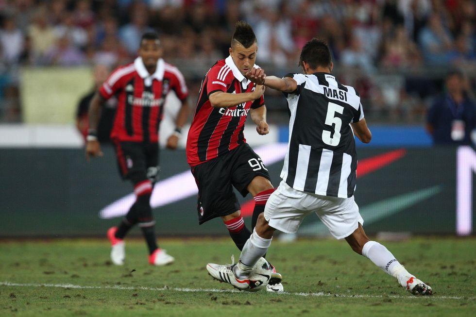 Milan-Juventus: web a confronto