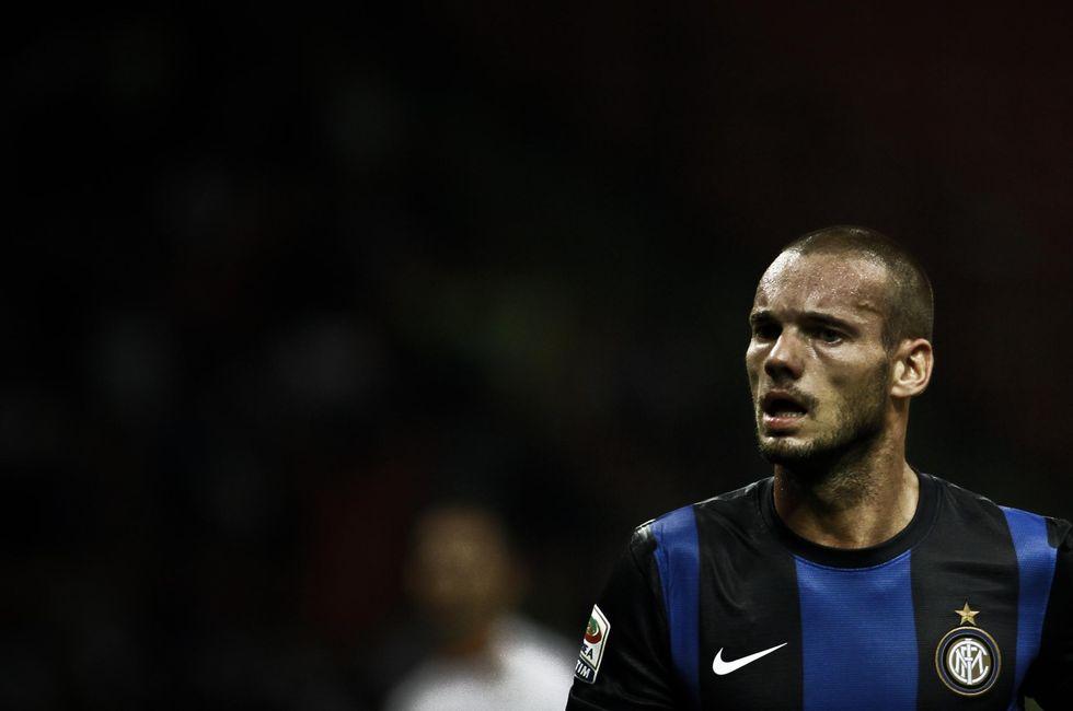 RETROSCENA - Sneijder e il braccio di ferro in nome delle nuove regole sui contratti