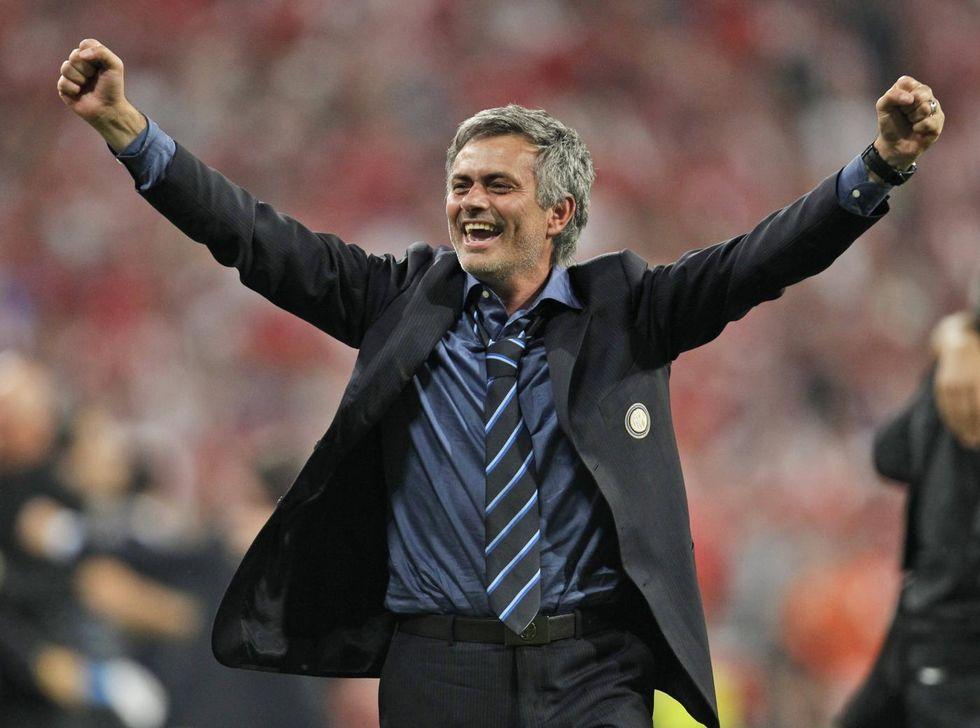 Mourinho: 'Amo l'Inter' (ma non torno)
