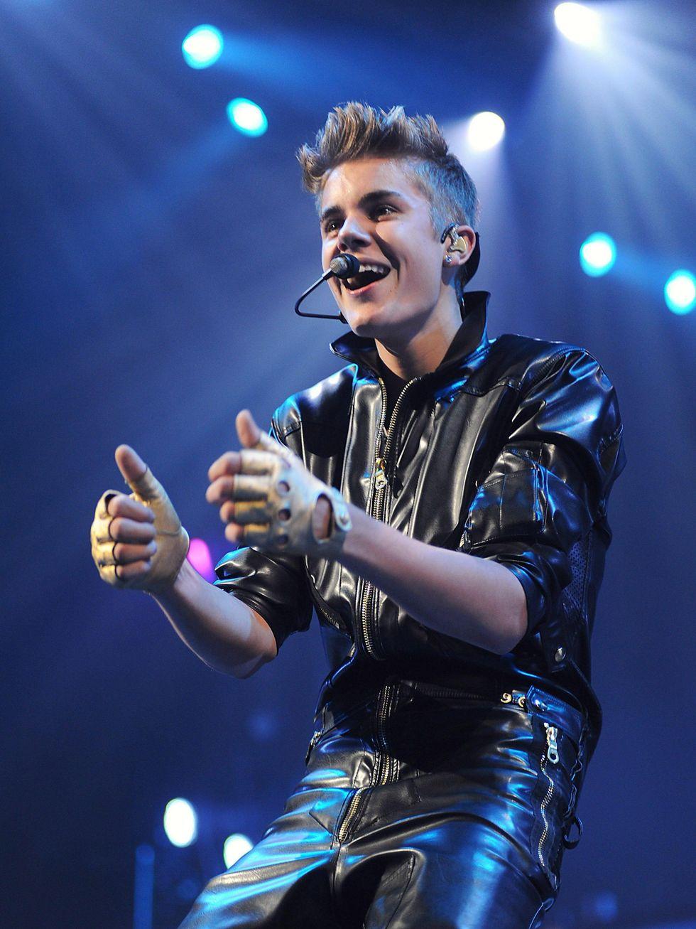 Justin Bieber supera Lady Gaga su Twitter