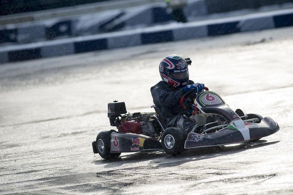 Red Bull Speed Day: neve, motori e adrenalina