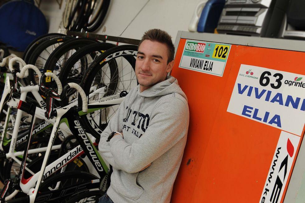 Elia Viviani: 'Ecco gli Oscar del ciclismo 2012'