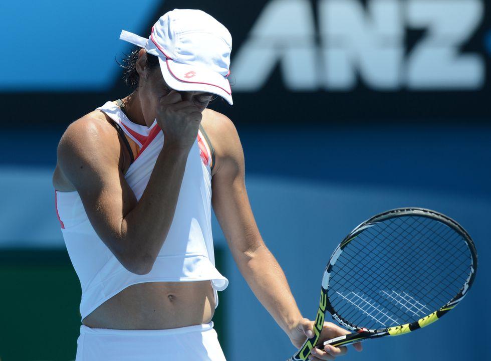 Il disastro del tennis italiano in Australia