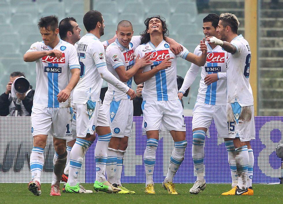 Juve-Napoli-Lazio: la verità in un mese