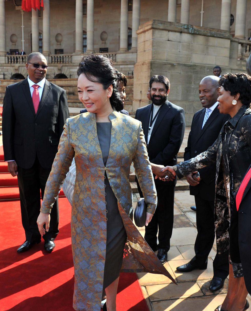 Peng Liyuan, la First Lady fashion d'Oriente