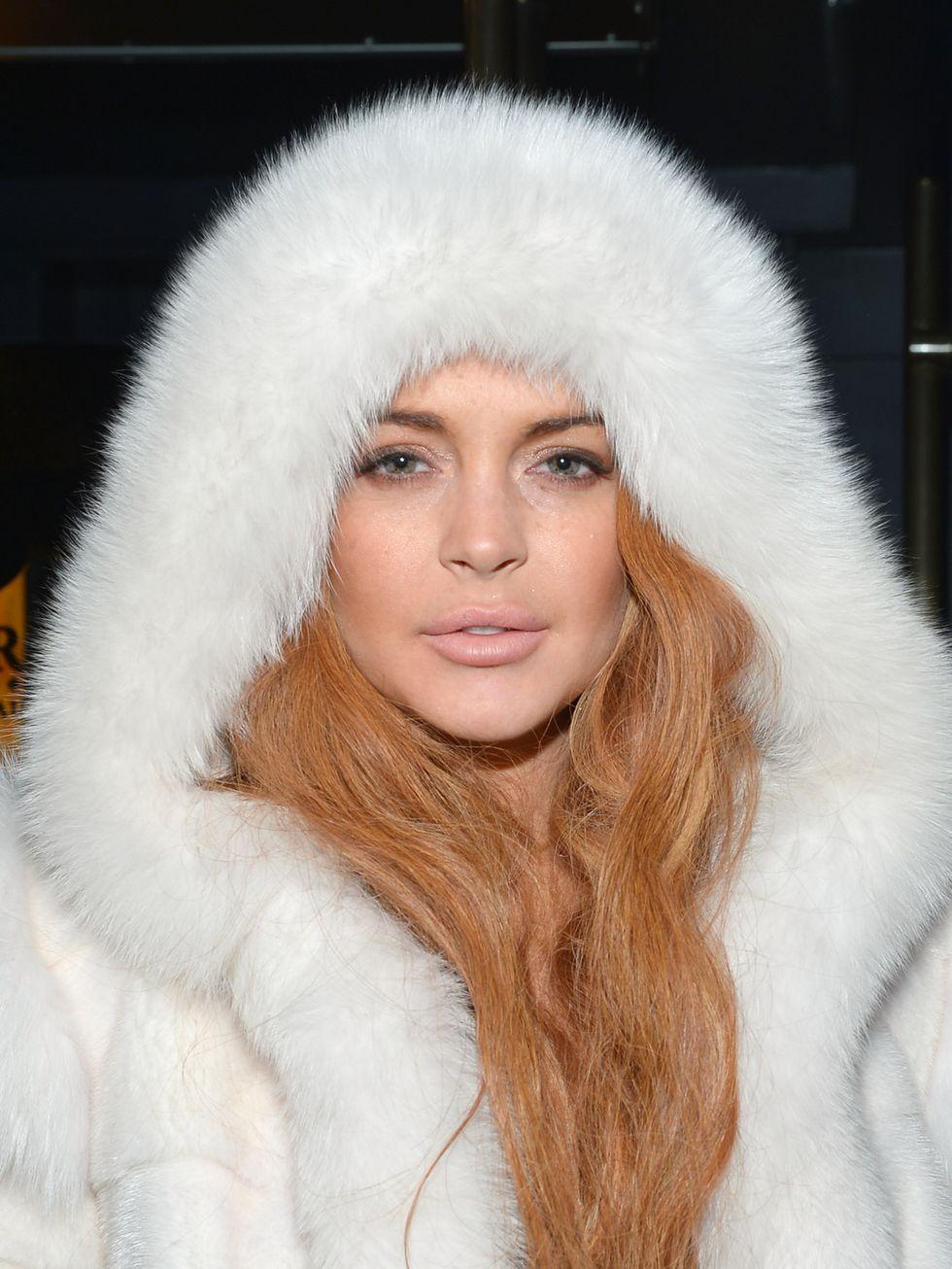 Lindsay Lohan è incinta. Pesce d'aprile o verità?
