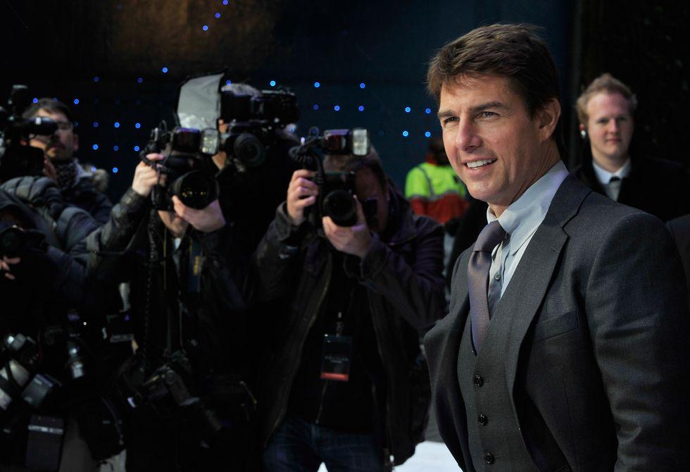 Tom Cruise crede agli alieni