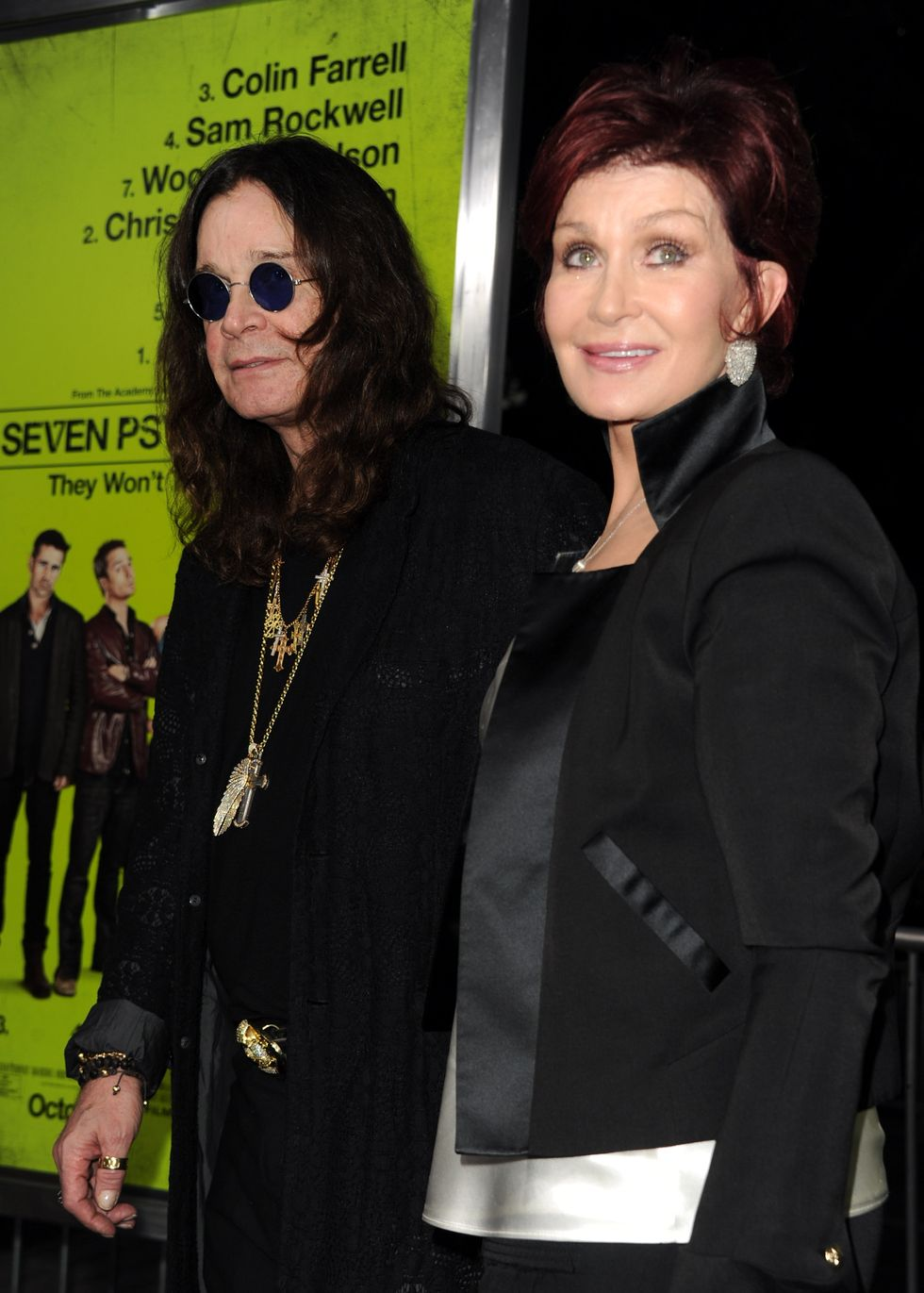 Ozzy Osbourne smentisce le voci di separazione dalla moglie