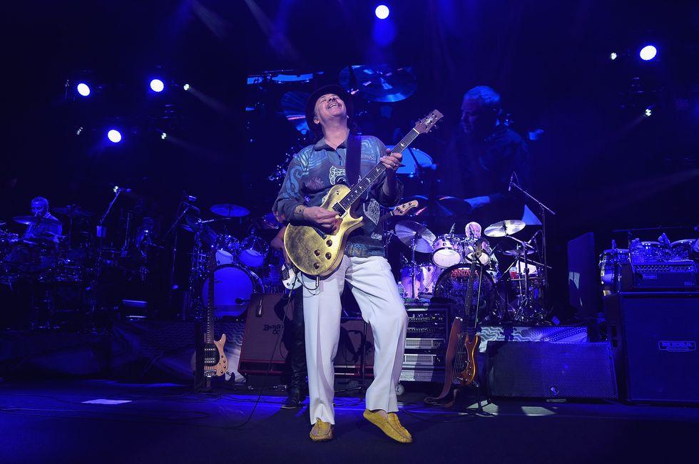 Santana compie 70 anni