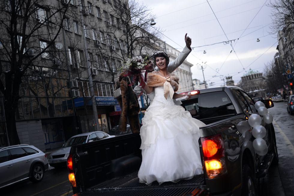 L'età giusta per sposarsi? Non esiste