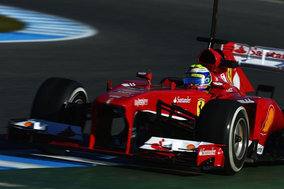 Turrini: 'Bene la Ferrari, ma dico ancora Red Bull'