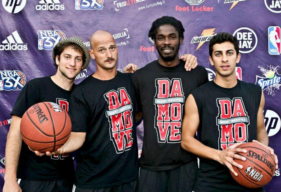 Basket - Quelli che le Final 8: Da Move
