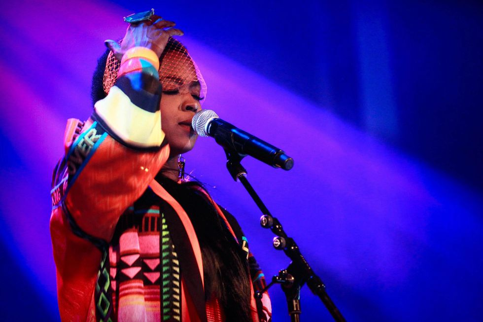 Lauryn Hill live