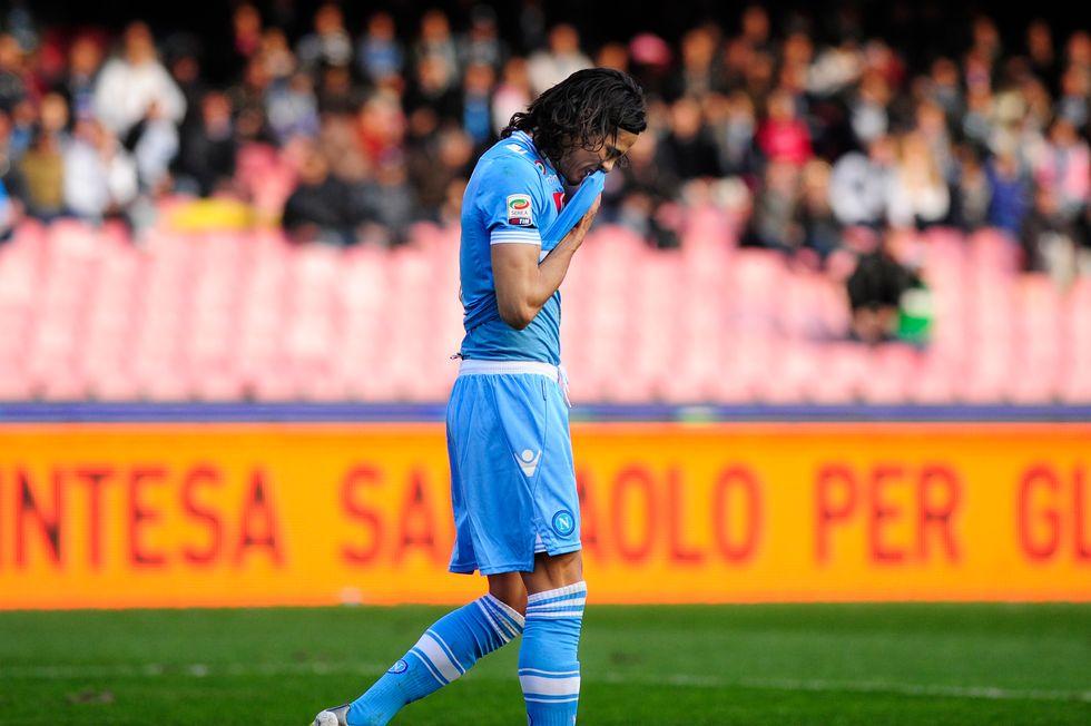 Napoli e il rimpianto in tre partite