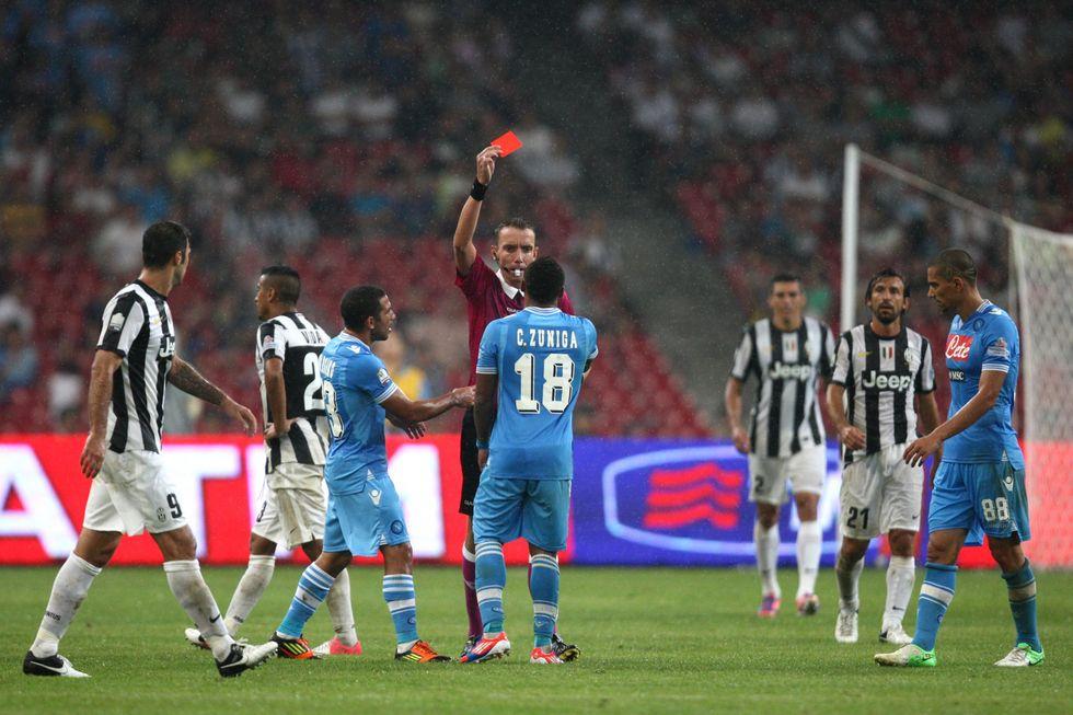 Napoli-Juve, record di incassi e biglietti ormai introvabili