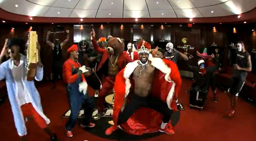 In NBA tutti pazzi per l'Harlem Shake