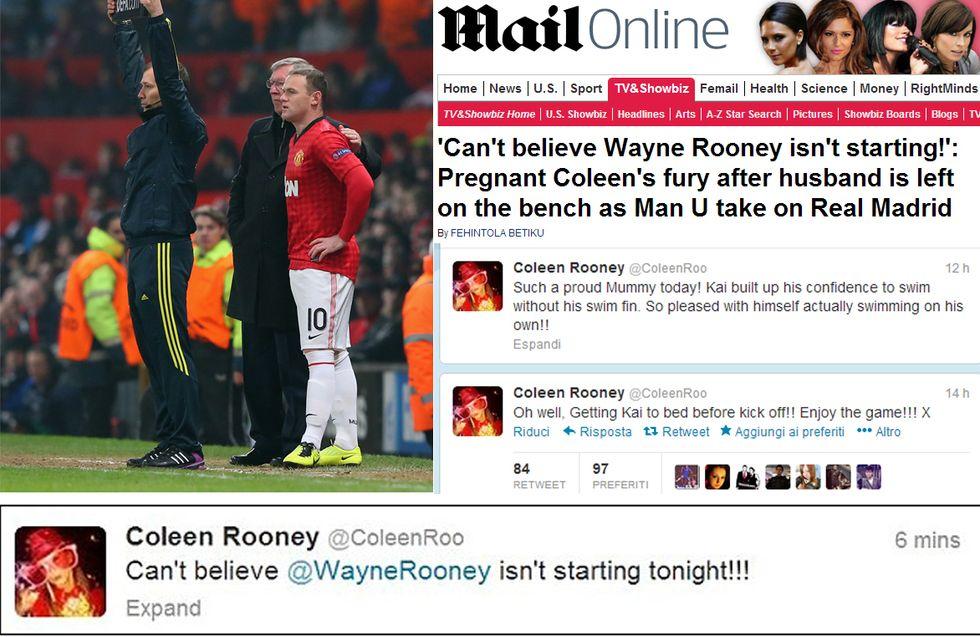 Da Rooney a Sneijder: quando le mogli diventano avvocati