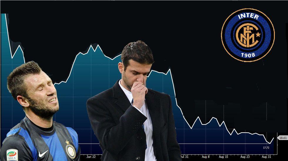 Inter, da quella vittoria a Torino un crollo senza fine
