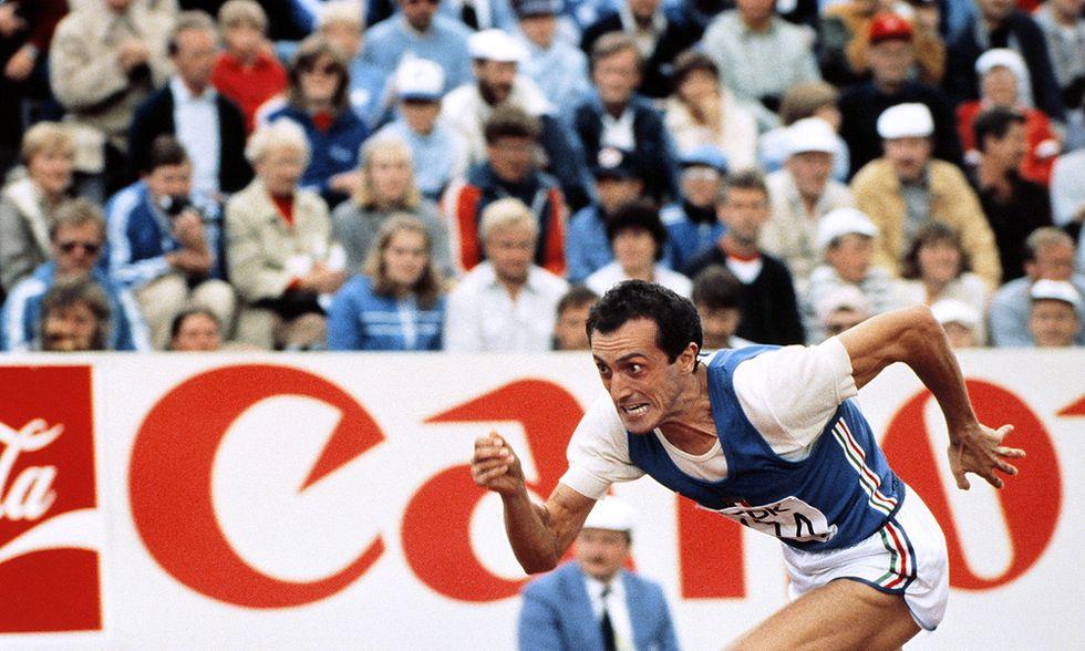 È morto Pietro Mennea, grande uomo di sport