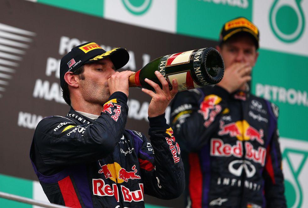 Doppietta Red Bull, Vettel torna numero uno