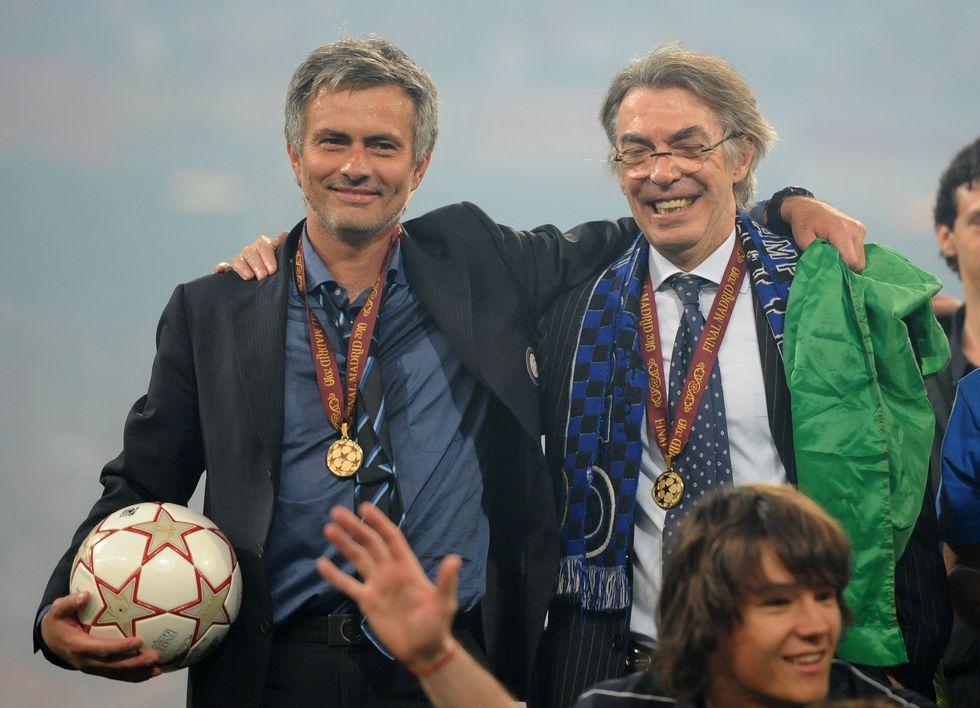 Ecco perché Mou non torna all'Inter. Adesso