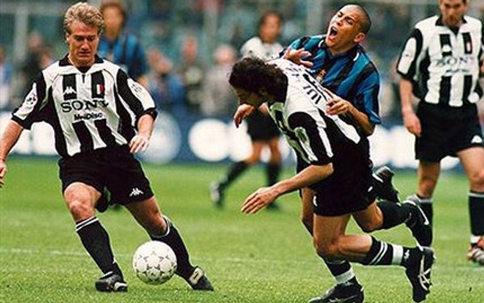 I 10 scandali della storia di Inter-Juventus