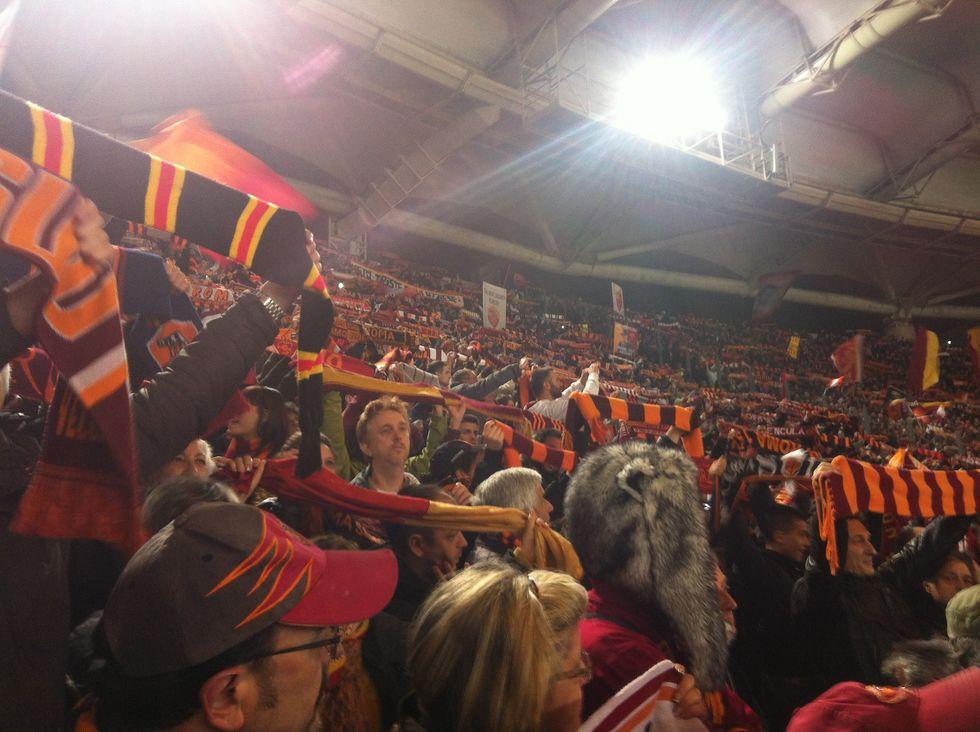 Roma-Lazio, il mio derby