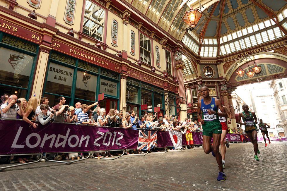 Maratona di Londra, noi ci saremo