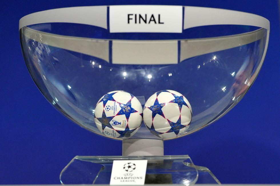 Sorteggi Champions League: niente derby