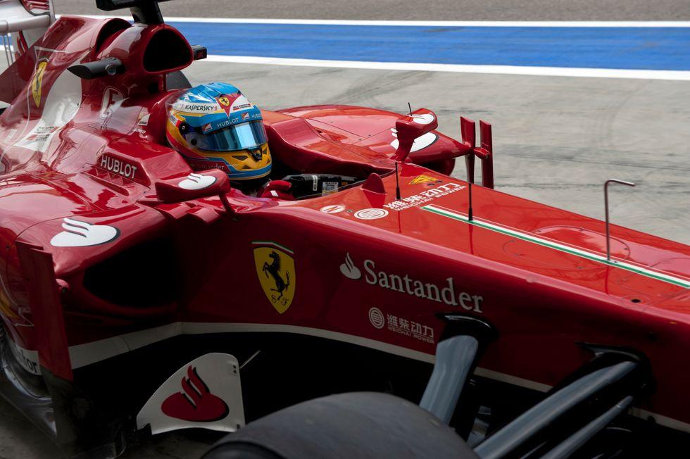F1, Gp Bahrain - Prove e quote