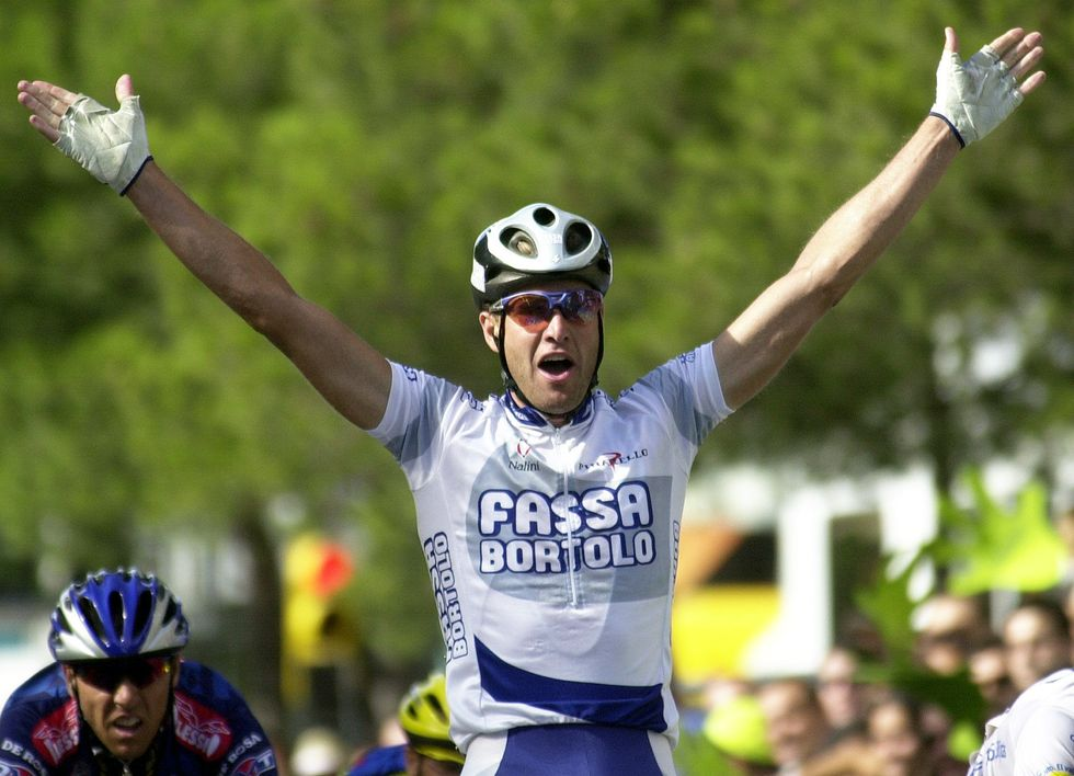 Ciclismo, Alessandro Petacchi si ritira