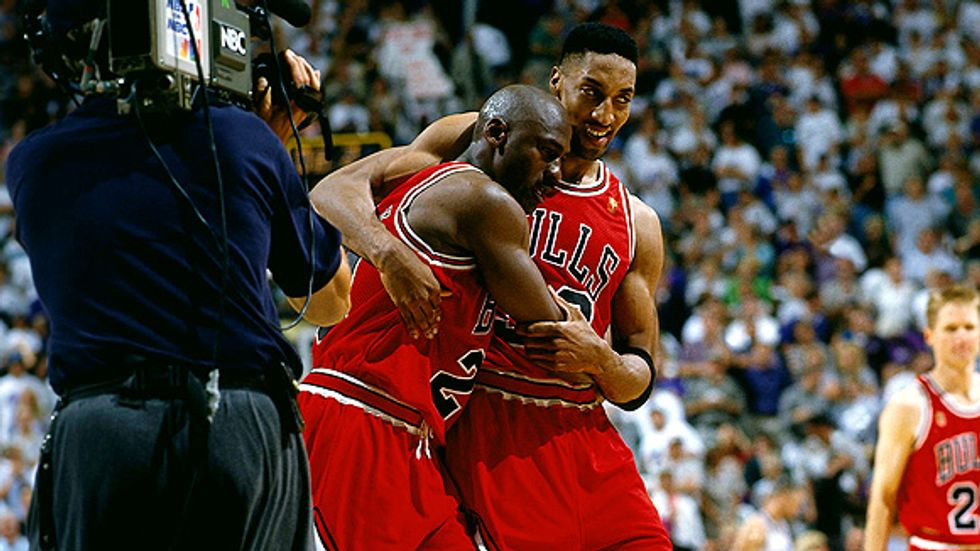 """Nel 1997 Michael Jordan fu avvelenato"""